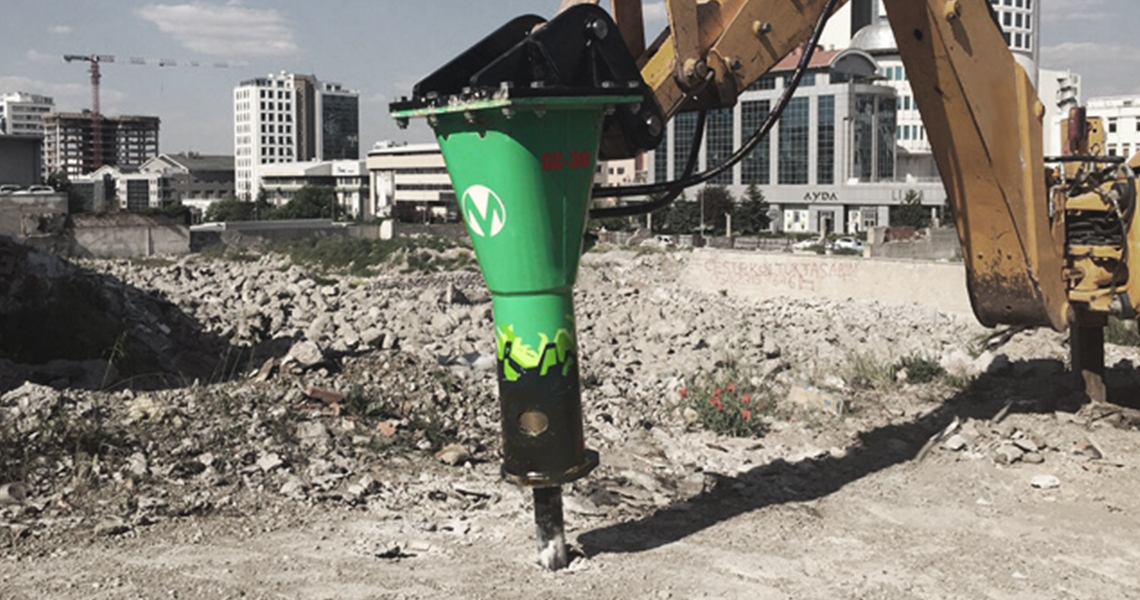 Montabert South Africa > Products > Compact Hydraulic Rock